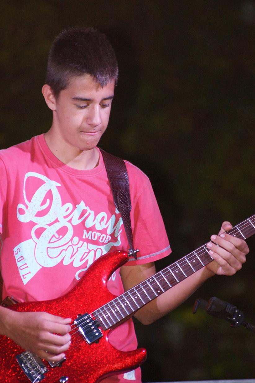 rock experience | Escuela de música en Murcia y Alicante