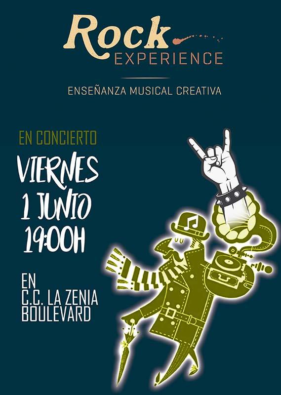 Rock Experience | Escuela Musical en Murcia y Alicante