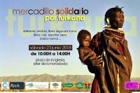 Mercadillo solidario por Turkana | Rock Experience escuela musical